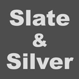 Slate and Silver logo